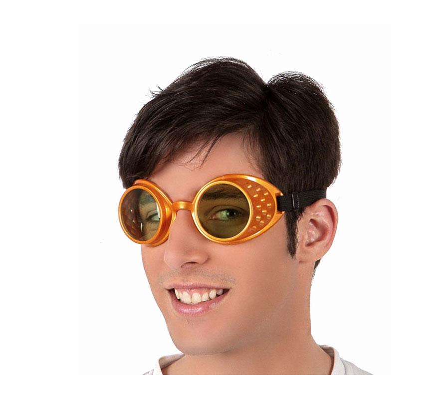 Gafas de Nadador. Ideal para el disfraz de Buceo, de Aviador o también de Piloto.