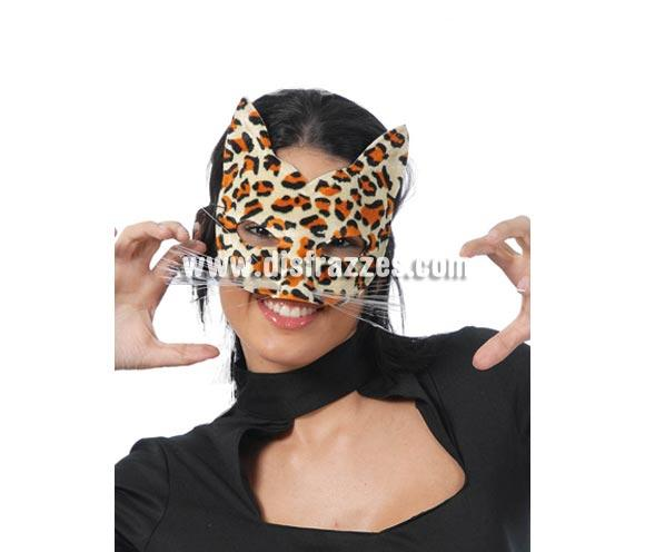 Antifaz Tigre.