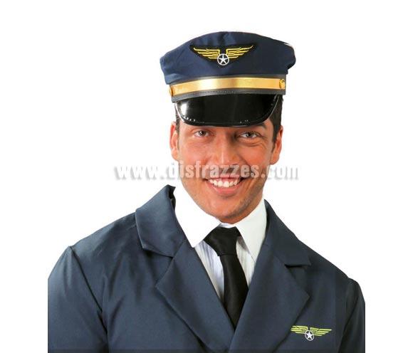 Gorra Piloto de avión.