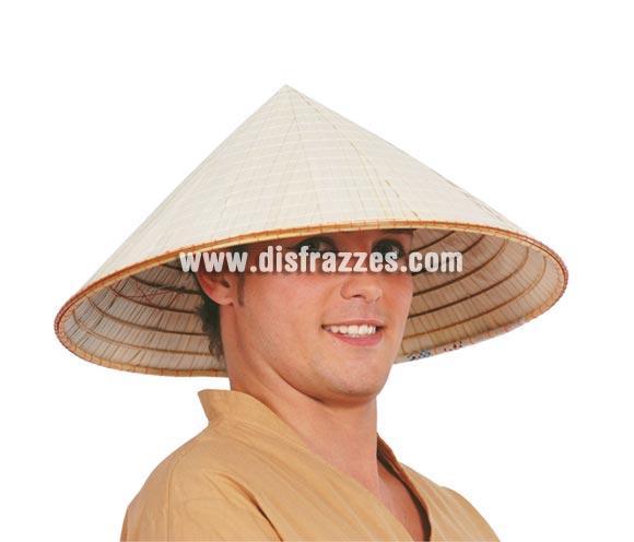 Sombrero Vietnamita o de Chino de paja.