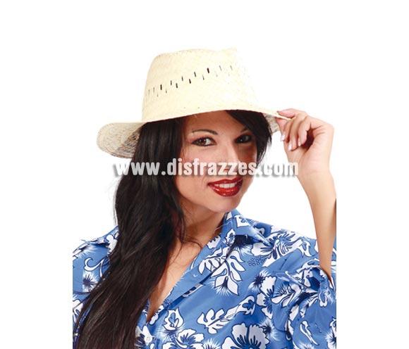 Sombrero verano de Paja ideal para tus Fiestas de verano y para Despedidas de Soltero y Soltera.