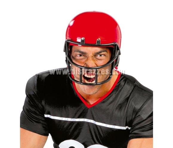 Casco de Rugby o de Fútbol Americano. Varios colores, precio por unidad. Perfecto para el disfraz de Quarterback.