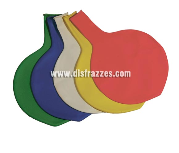 Globo gigante 90 cm. colores surtidos.