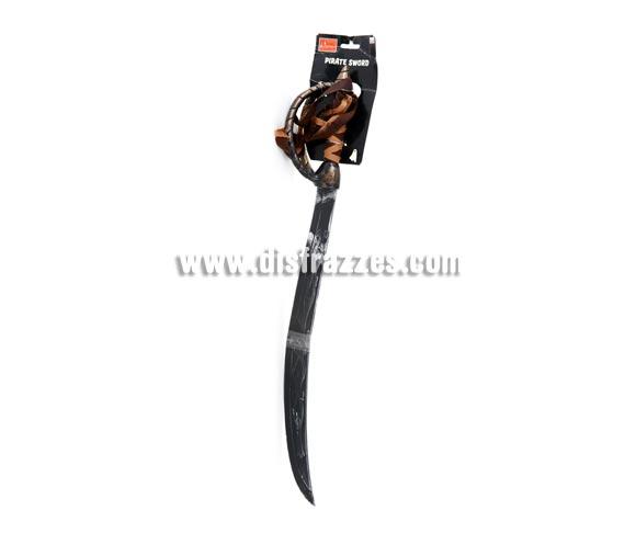 Sable o Espada Pirata de los 7 Mares 70 cm. aproximadamente.
