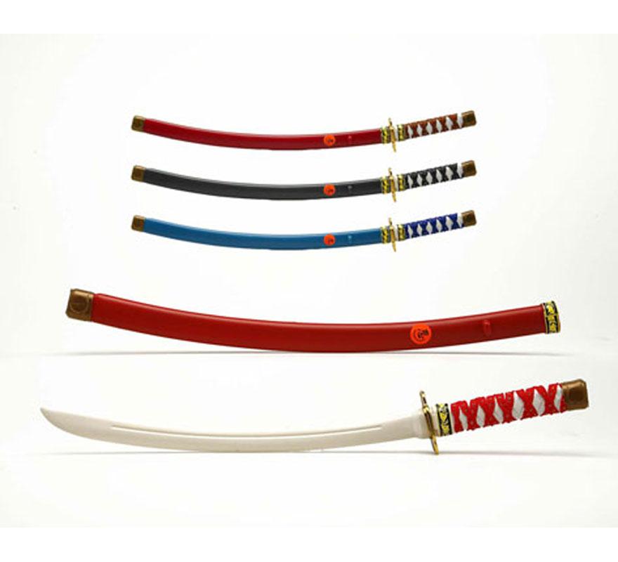 Katana de Ninja de 60 cm. 4 colores surtidos