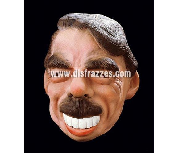 Careta de Aznar. Cabeza entera.