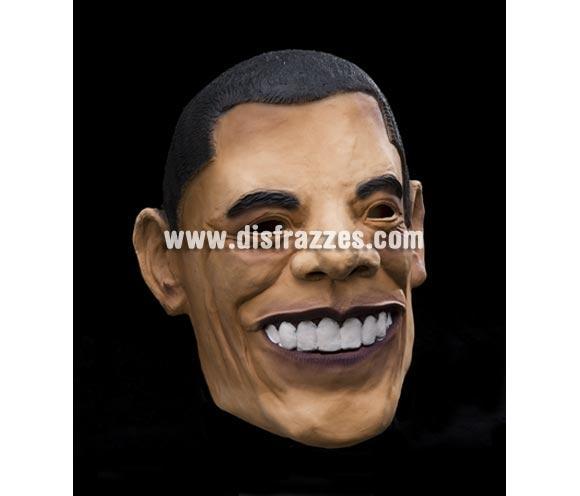 Careta de Obama. Cabeza Entera.