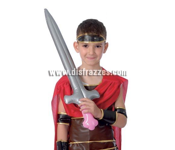 Espada de plástico hinchable 75 cm.