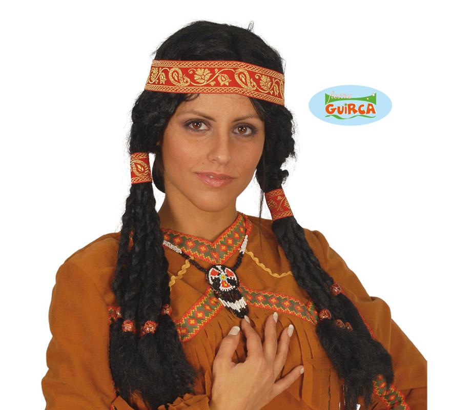 Collar de Indio o collar de India.