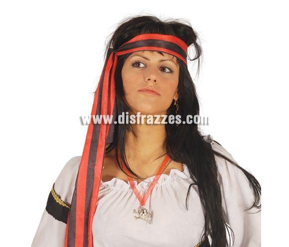 Colgante Calavera para Halloween o para Carnaval para tu disfraz de Pirata.