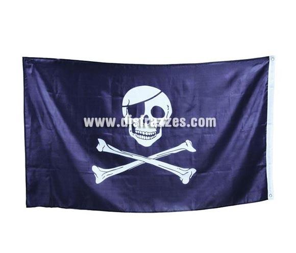 Bandera Pirata de 90x150cms.