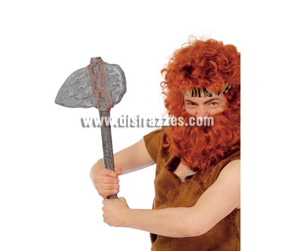 Hacha de Cavernícola o Troglodita. Perfecta para disfrazarse también de los Picapiedras.