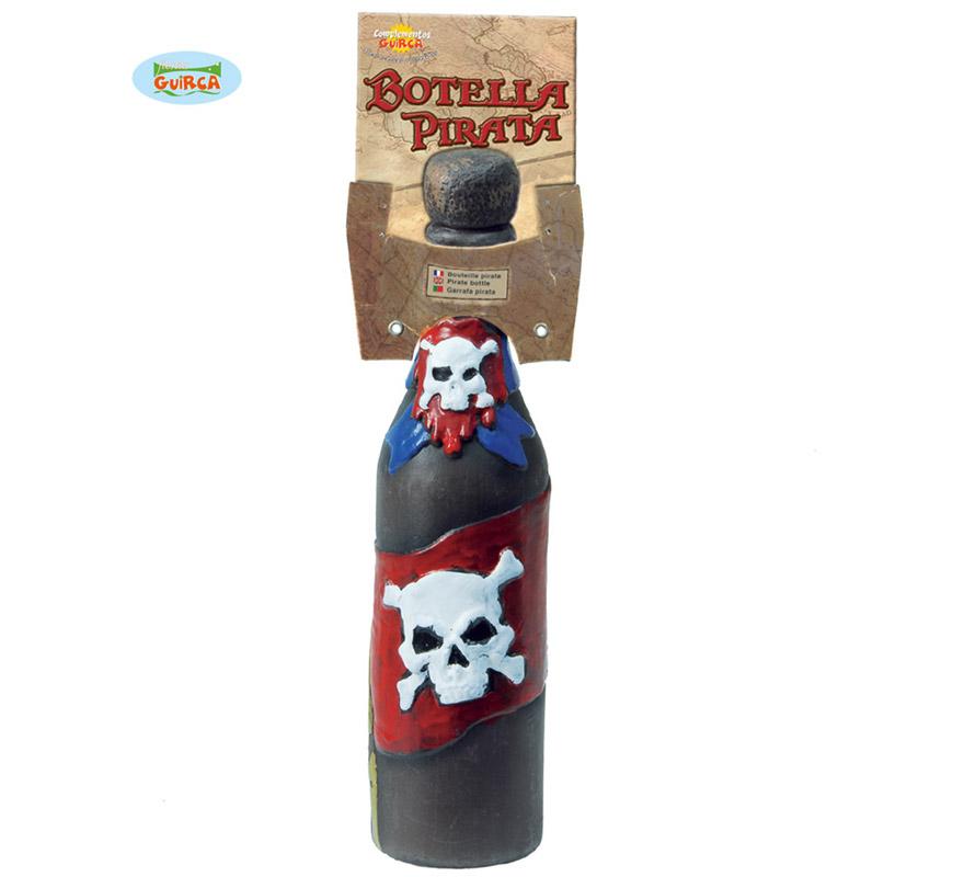 Botella Pirata 20 cm.