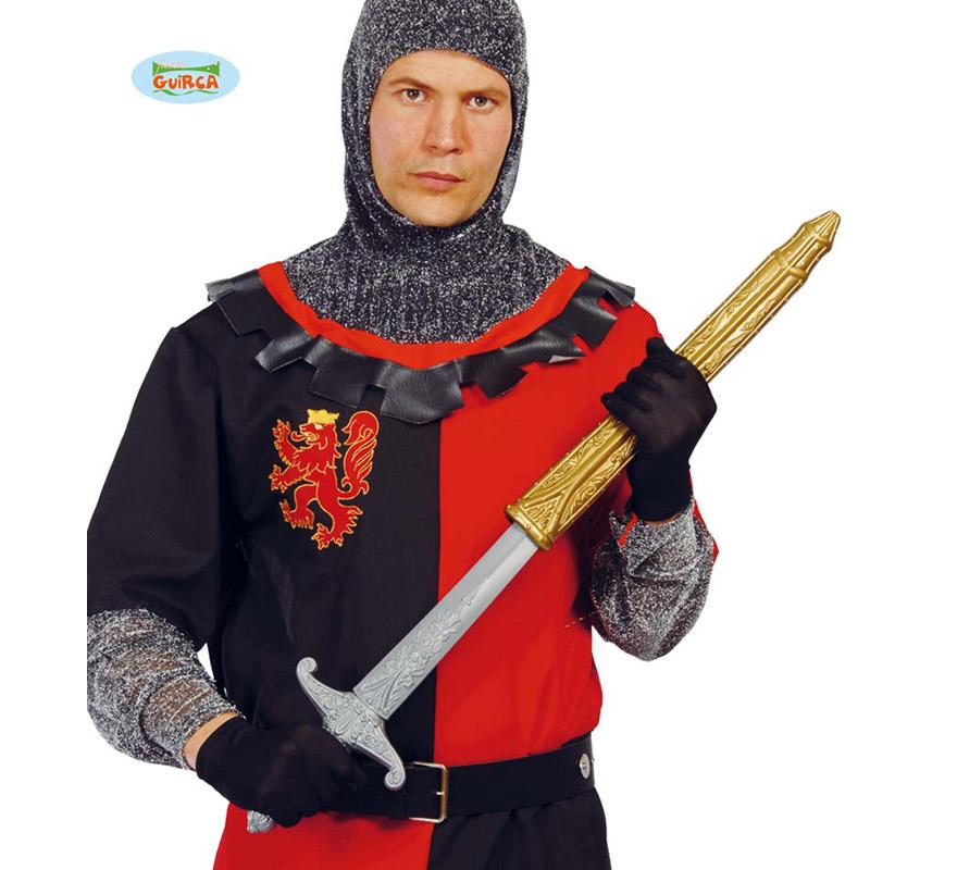 Espada de Caballero Medieval de 51 cm. Espada de bárbaro de 51 cm.