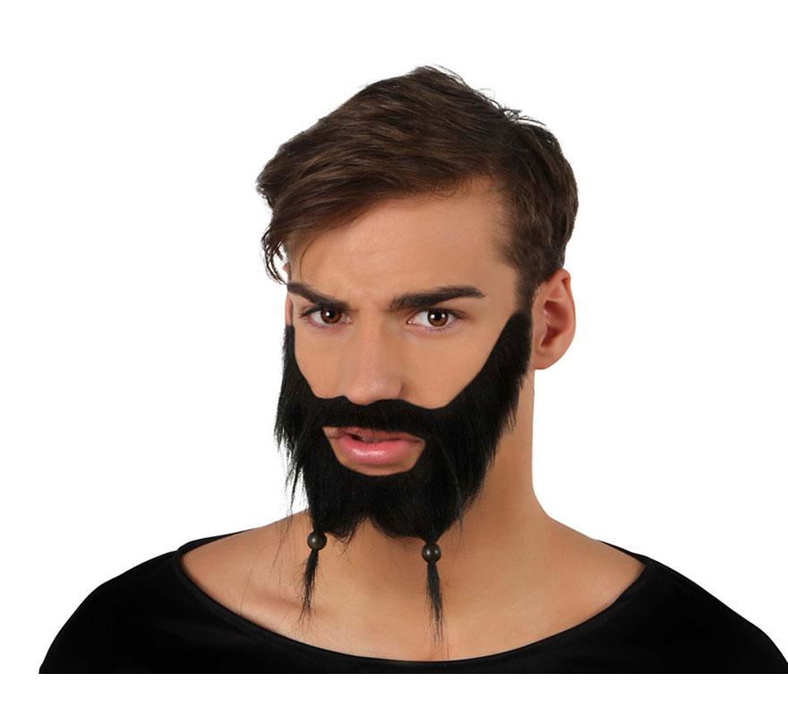Barba con bolitas de Pirata