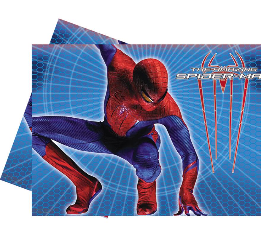 Bolsa de 1 mantel Spiderman.