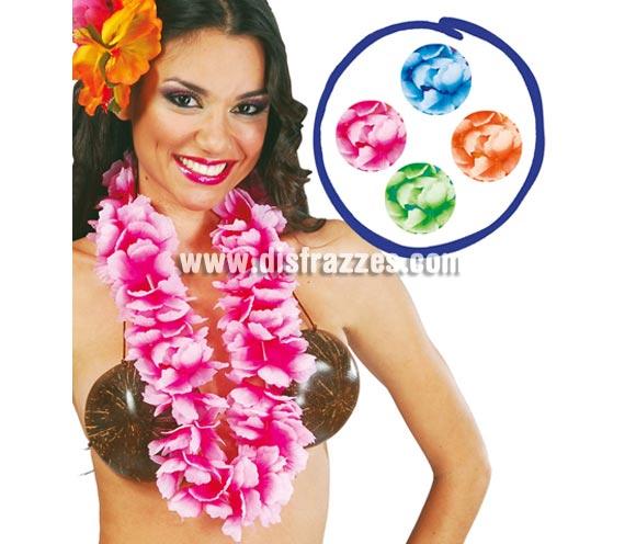 Collar Hawaiano colores surtidos. Precio por unidad, se venden por separado.