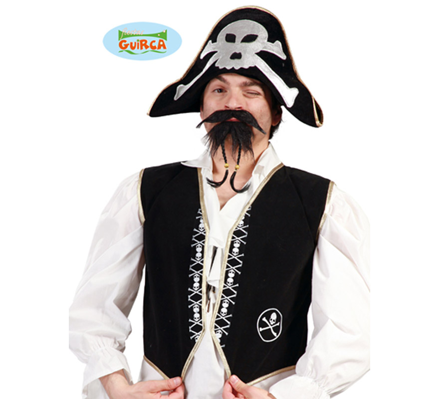 Chaleco de Pirata para adultos.