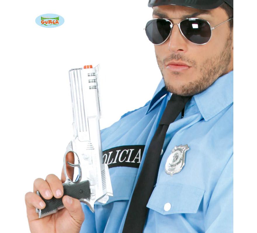 Pistola de Espía o de Policía de 29 cm.