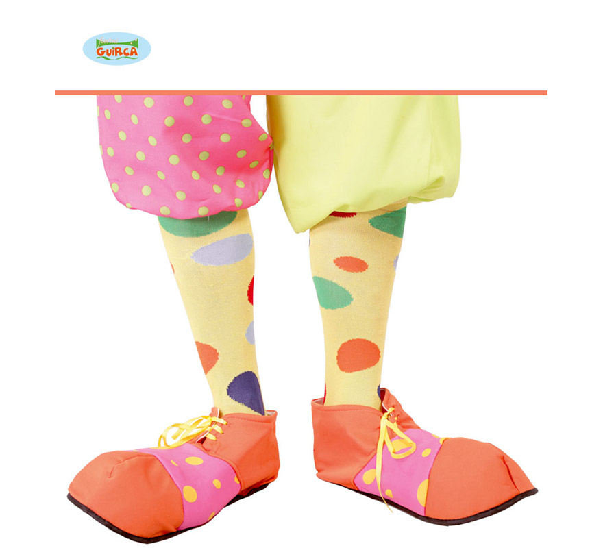 Par de calcetines de Payaso