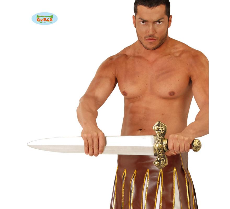 Espada de Bárbaro de 75 cm. También sirve como Espada de Vikingo o de Espartano.