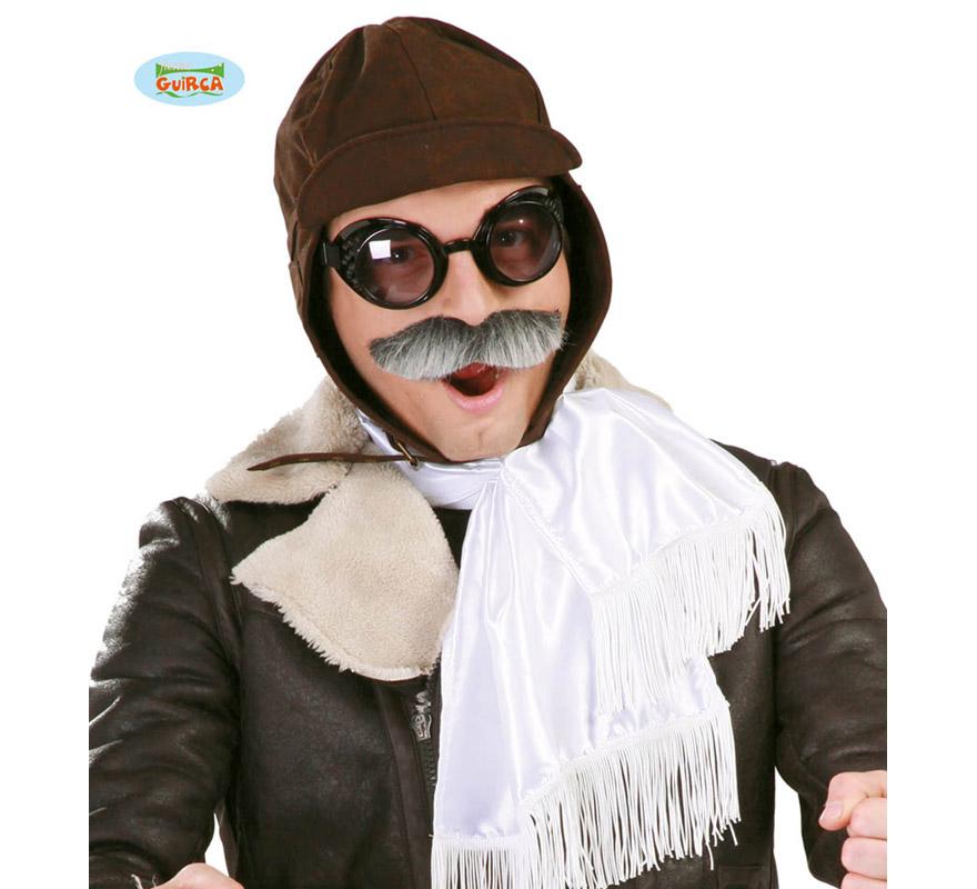 Conjunto de Aviador o de Piloto. Incluye gorro y pañuelo.