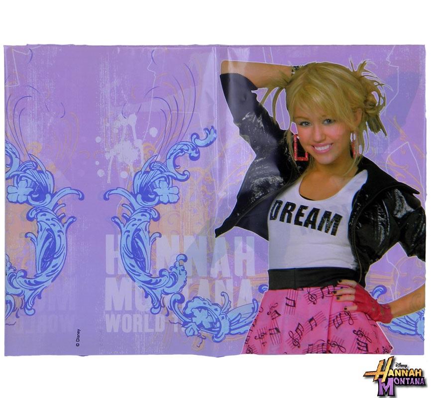 Bolsa de 1 mantel de Hanna Montana Backstage.