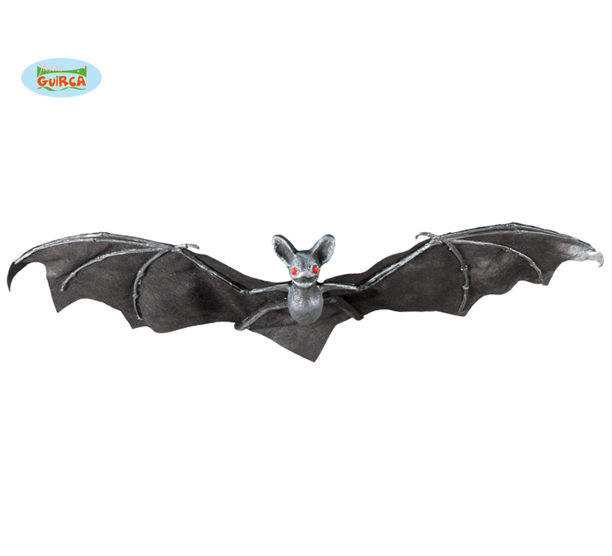Murciélago de 56 cm. para decorar en Halloween.