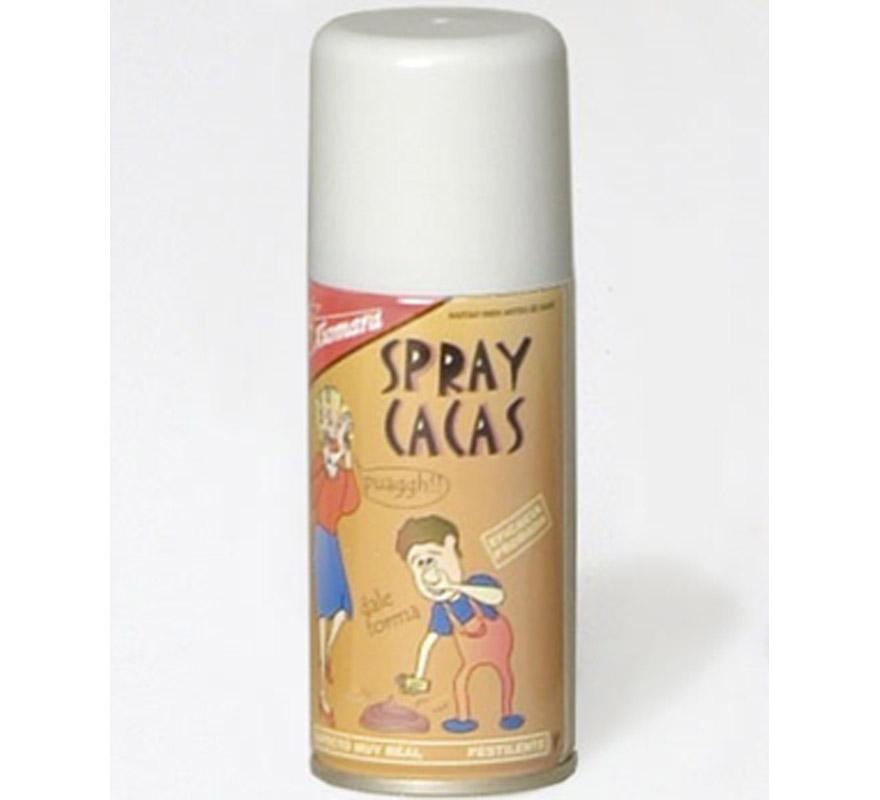 Spray K.K. Reproduce una defecación.
