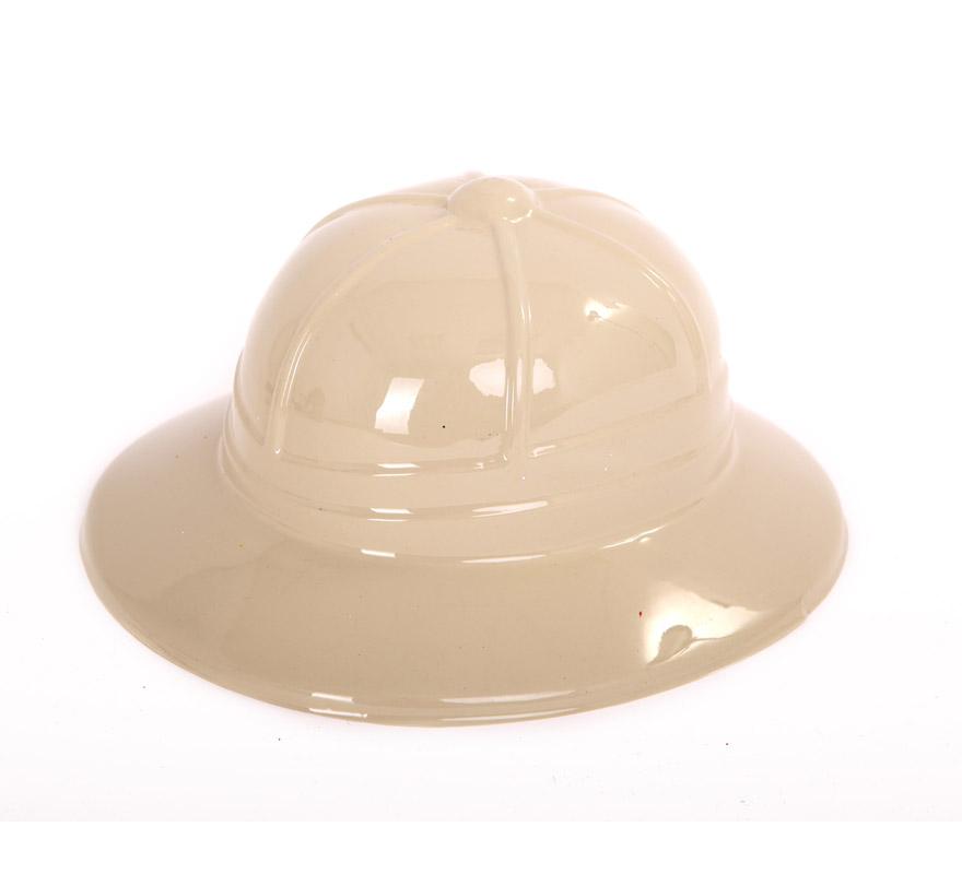 Sombrero o Gorro barato de Safari o Explorador de PVC.