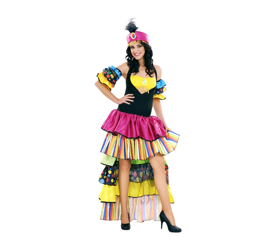 Disfraces baratos brasileños, caribeños y rumberos para adultos en ...