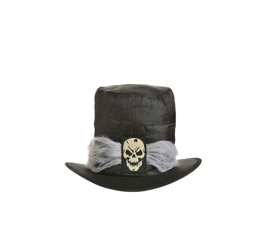 Chistera o sombrero de Copa para Halloween.