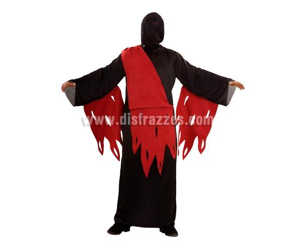 Disfraz de Muerte para hombre. Talla XL 54/58. Incluye túnica y cinturón.