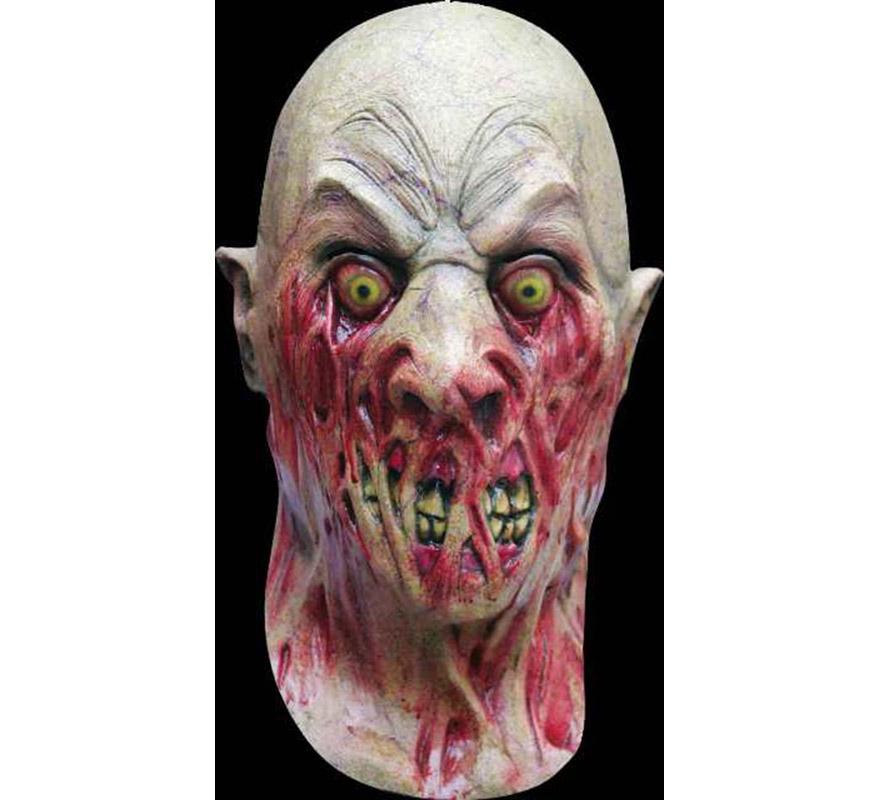 Máscara de Draenor. Alta calidad. Fabricada en látex artesanalmente por una empresa que hace efectos especiales para Hollywood. Máscara de cabeza entera.