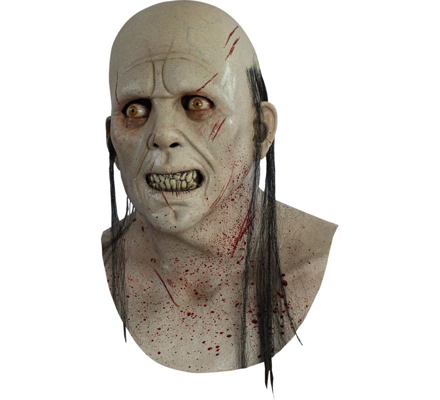 Máscara Psycho de látex para Halloween