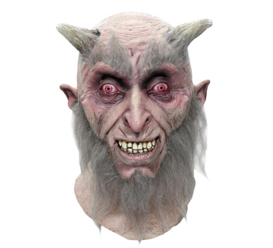 Máscara Astaroth de látex para Halloween