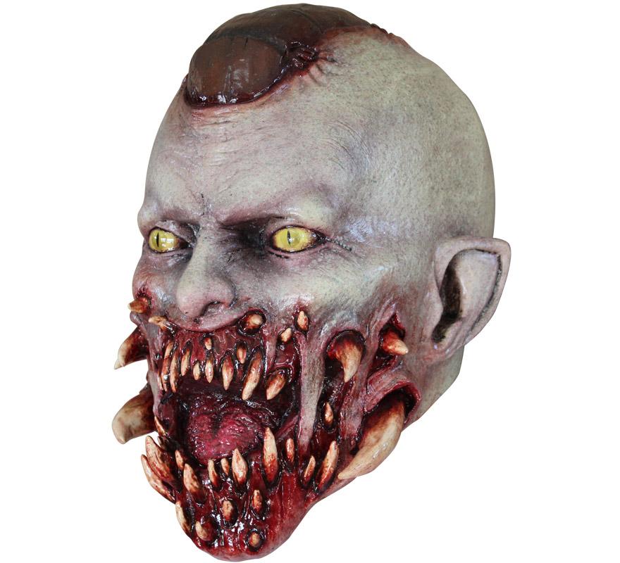 Máscara Kresnik de látex para Halloween. Alta calidad. Fabricada en látex artesanalmente por una empresa que hace efectos especiales para Hollywood. Máscara de Vampiro para dar terror en Halloween.