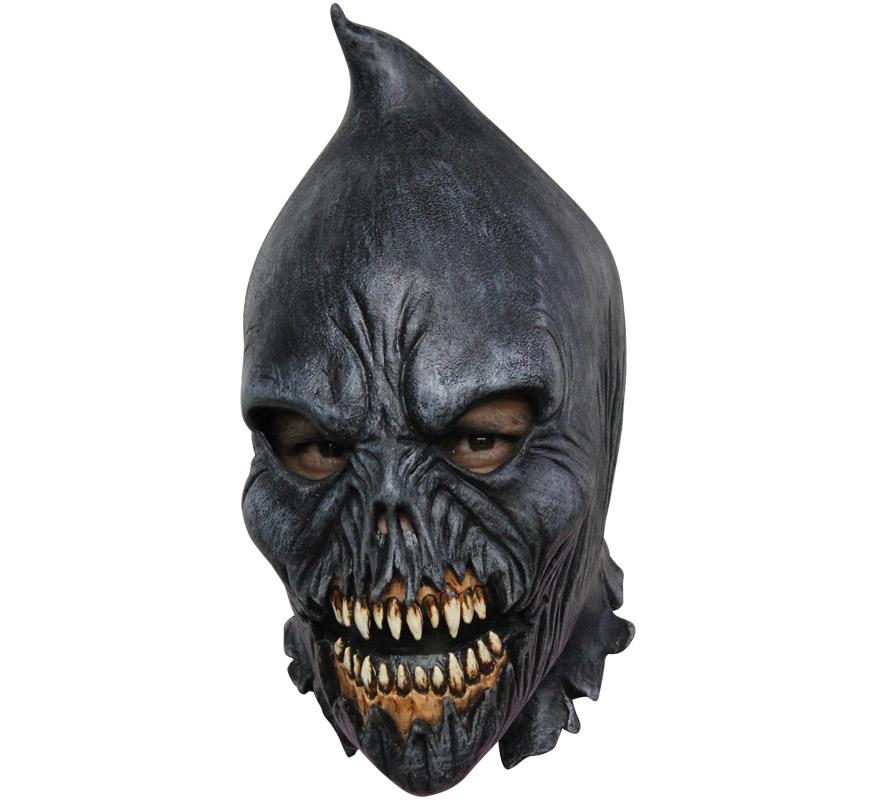 Máscara Executioner de látex para Halloween. Alta calidad. Fabricada en látex artesanalmente por una empresa que hace efectos especiales para Hollywood. Máscara de Verdugo Ejecutor para dar terror en Halloween.