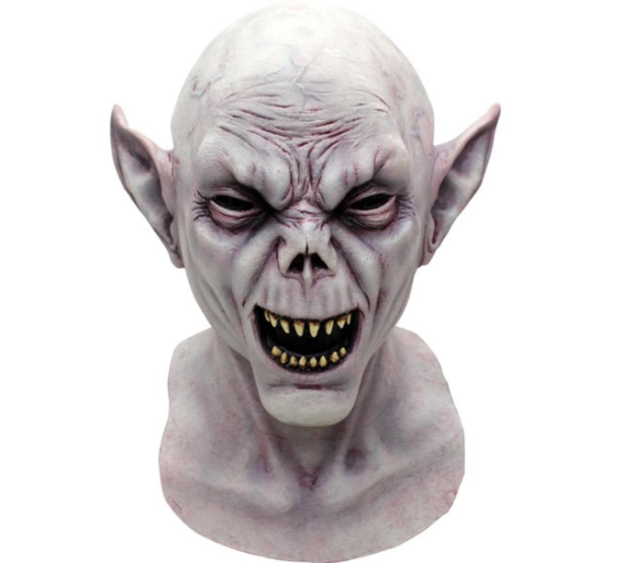 Máscara Vampiro Caitiff para Halloween. Alta calidad. Fabricada en látex artesanalmente por una empresa que hace efectos especiales para Hollywood.