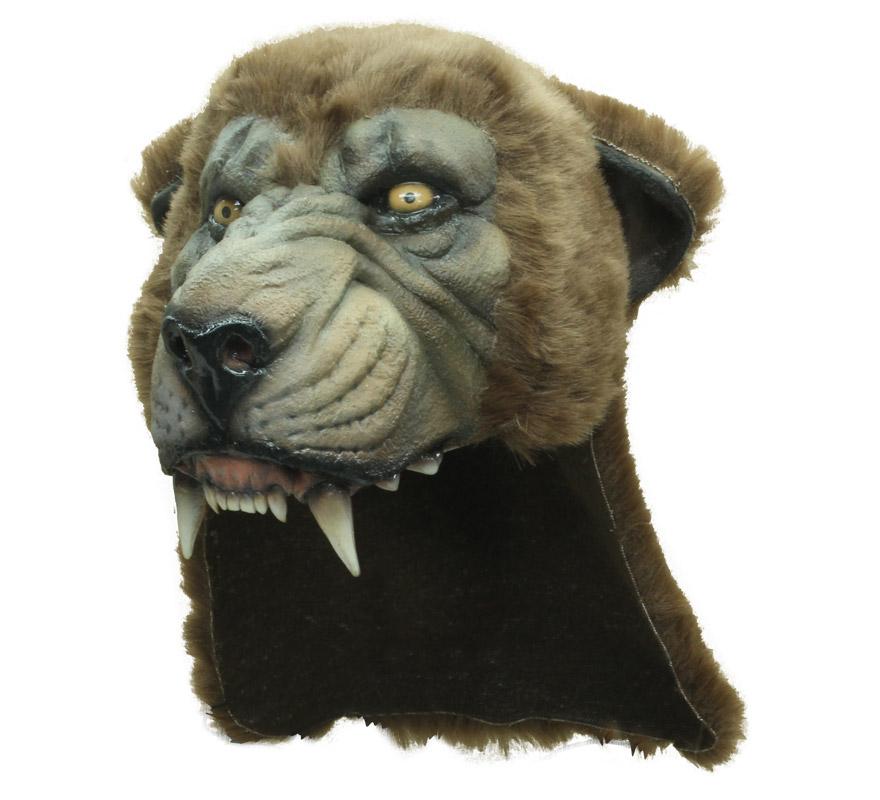 Casco Cougar Puma para Halloween. Alta calidad. Fabricada en látex artesanalmente por una empresa que hace efectos especiales para Hollywood.