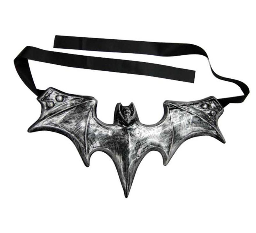 Cinturón Murciélago para Halloween. También sirve como complemento del disfraz de Batman.