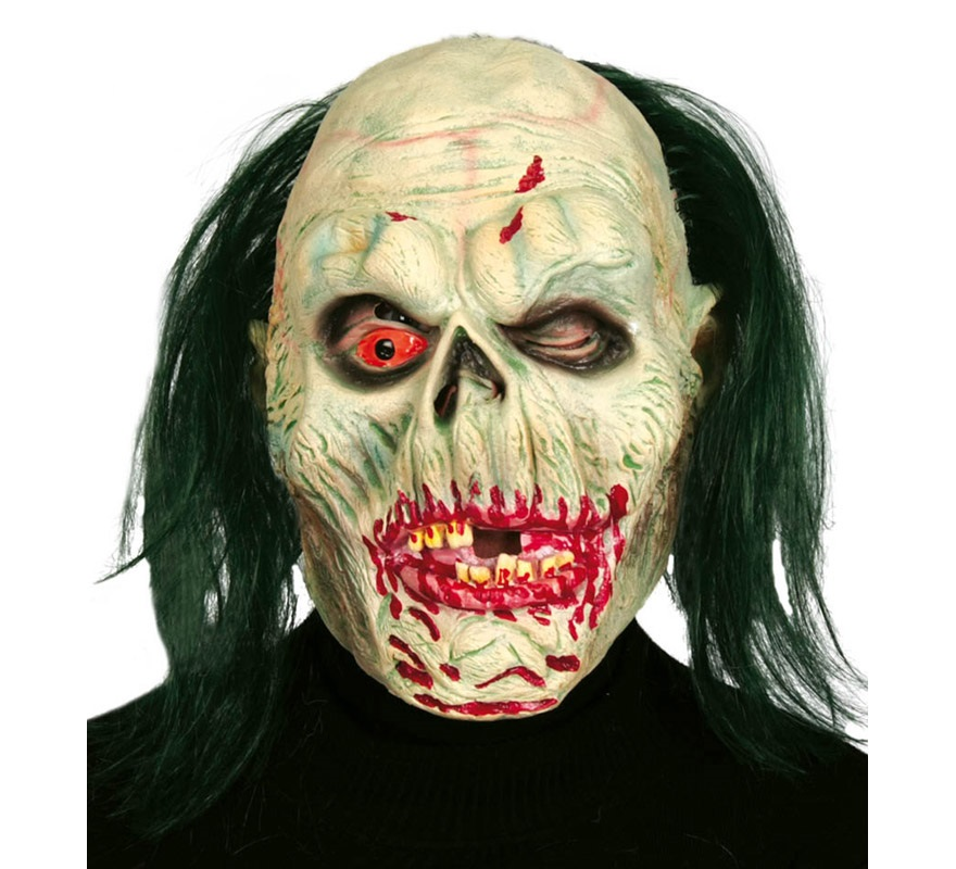Careta de Montruo Calavera para Halloween.