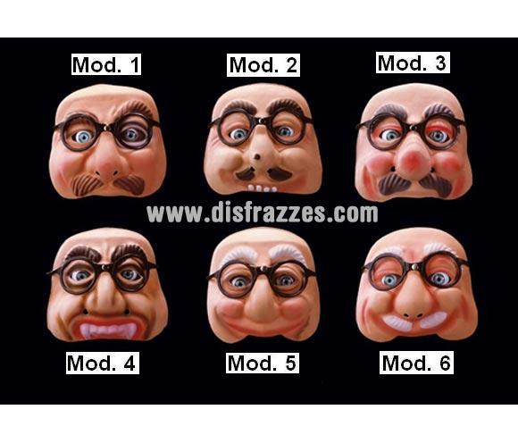 Mascarillas de caucho con gafas. Se sujetan a las orejas con las gafas. Precio por unidad, se venden por separado.