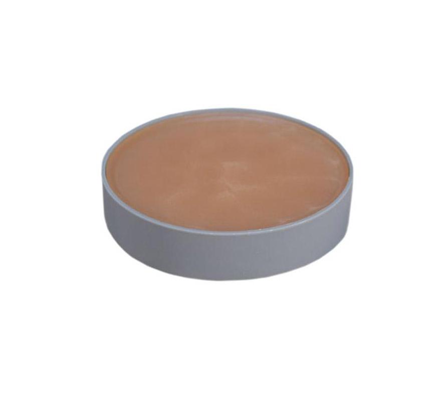 Carne artificial, envase de 60 ml. Derma Wax  es una cera transparente que se puede modelar con facilidad y se adhiere bien a la piel. Se utiliza para efectos de maquillaje como la creación de diversas simulaciones de heridas y deformidades en la piel. Su composición flexible permite que Derma Wax también se adhiera a partes de la piel que son suaves y están en movimiento, por tanto conserva su elasticidad. Este producto está disponible en paquetes de 60 ml.    Base  Para obtener una adhesión óptima, primero limpie la piel con Cleansing Lotion (loción limpiadora)