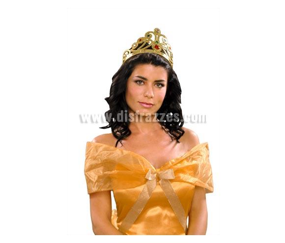 Corona de Reina en color Oro.