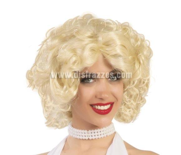 Peluca de Marilyn.
