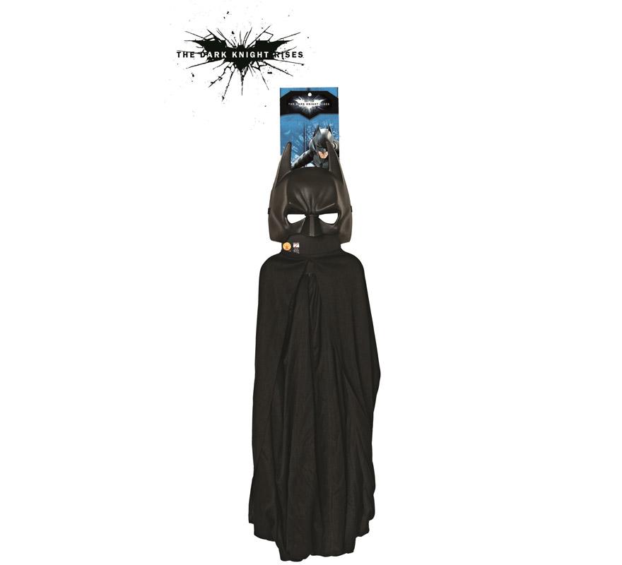 Set de Capa y Máscara de Batman TDK RISES.