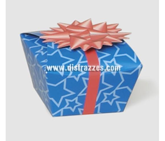 Caja regalo K.K. Bombonera con una primavera o caca en su interior.