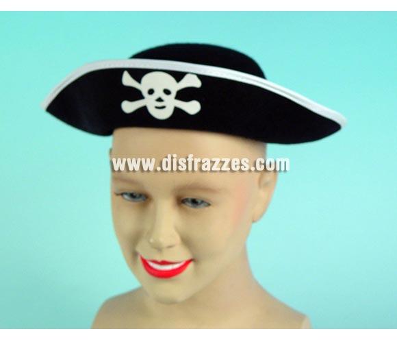 Sombrero o gorro de Pirata para niños.