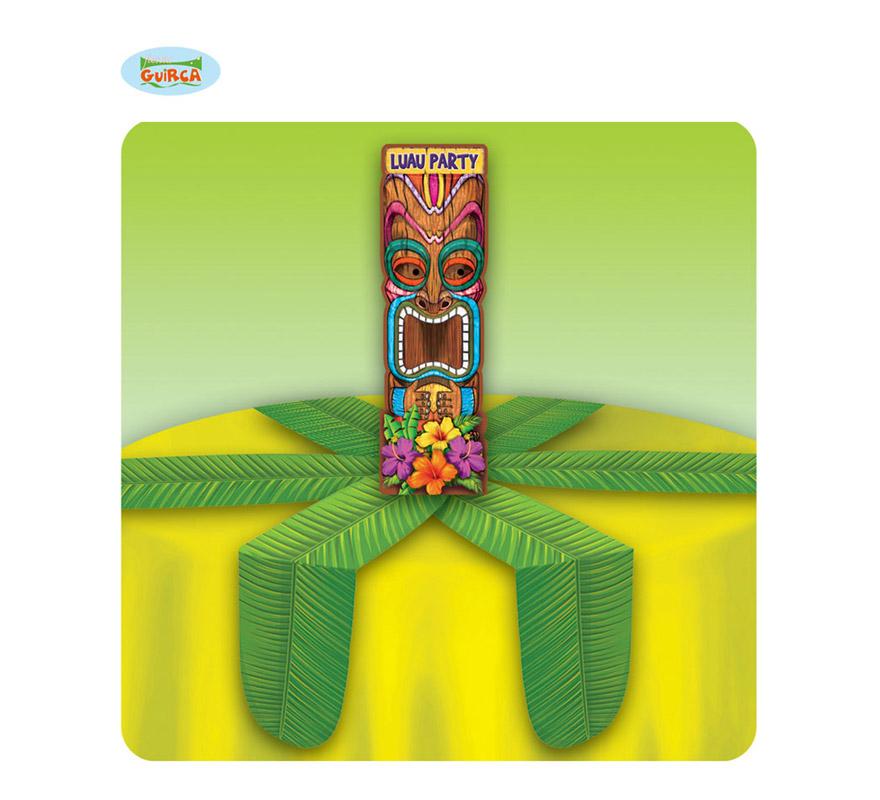 Bolsa de 6 Hojas de sobremesa. Perfecto para decorar Fiestas Hawaianas.